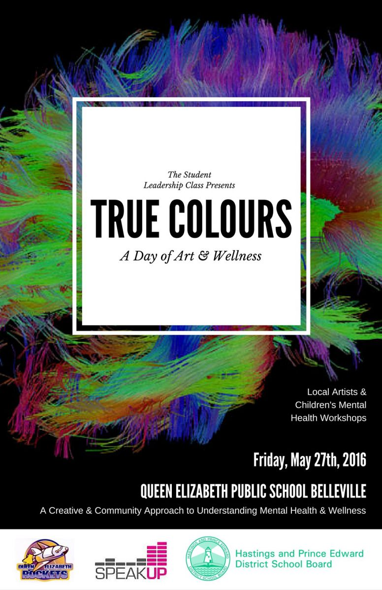 True Colours - A Day of Art & Wellness